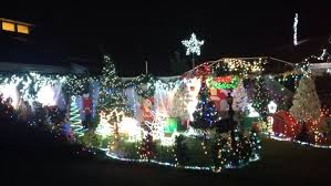 the courier christmas lights competition 2016 the courier