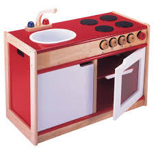 Play Kitchen Sink by Wooden Pretend Play Kitchen Sink And Stove By Pintoy Toys