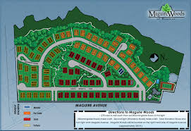 residential site plan maguire site plan dir site plan directions maguire woods of