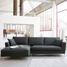 Light Grey Sectional Couch Gray Sectional Sofa With Chaise Luxurious Furniture Homesfeed