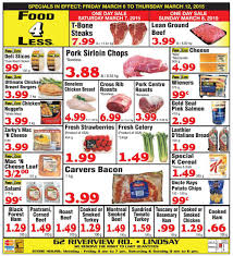 food for less store hours recipes food