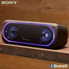 light up portable speaker srs xb40 portable bluetooth lightshow speaker