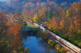 Ohio National Parks images Fall flyer cuyahoga valley scenic railroad jpg