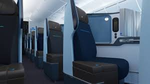 Economy Comfort Class Klm Invests In Customer And Future With New Boeing 787 9