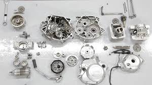 desarme completo de un motor yamaha ybr 125 youtube