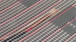 fuãÿbodenheizung badezimmer montagevideo etherma fußbodenheizung unter dünnen belä
