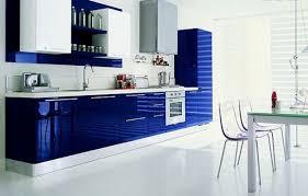 cuisine bleu marine idées déco maison des cuisines bleues déco des cuisines cuisines