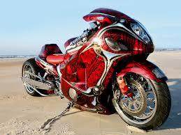 red hayabusa motorcycle costume wallpaper 23830 wallpaper high