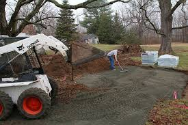 Replacing A Deck With A Patio How To Build A Paver Patio With A Built In Fire Pit