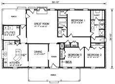 floor plans for houses rectangular house plans fulllife us fulllife us