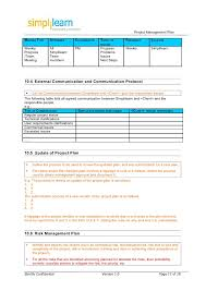 Project Plan Template Excel Free Project Management Template Certifiedpayrollreport Jpg