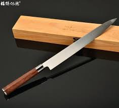 left handed kitchen knives left handed sashimi knife anese kitchen knives masahiro