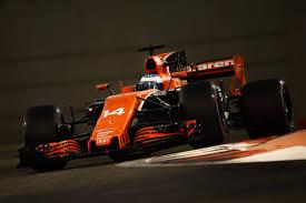 mclaren ceo mclaren vond moeilijk sponsors door honda f1journaal formule 1