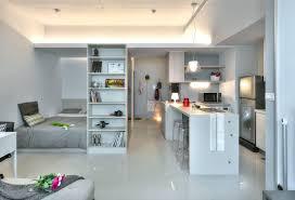 Studio Apartment Design With Inspiration Ideas  Fujizaki - Designs for studio apartments
