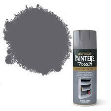 grey paint rust oleum painter s touch dark grey gloss gloss decorative spray