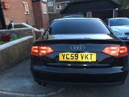 audi a4 b8 1 8tfsi s line black edition 2009 in maidstone kent
