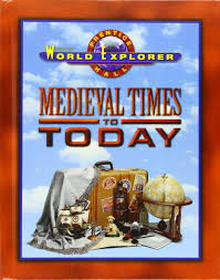 world explorer medieval times 3rd edition student edition 2003c
