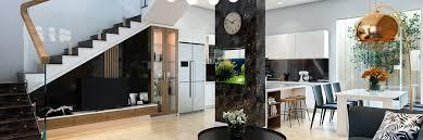 home design 8 thiết kế tủ bếp và phòng khách nhà chị lụa quận 8 lemotifs