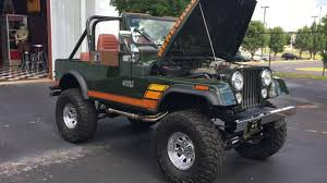 renegade jeep cj7 1983 jeep cj7 renegade youtube