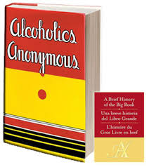 big book alcoholics anonymous 75th anniversary commemorative edition of