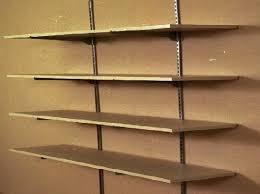 Bookshelf Wall Mounted Wall Mounted Shelving Storage Ideas