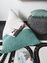 knit home decor kids bean bag poufs bean bag chair large bean bag