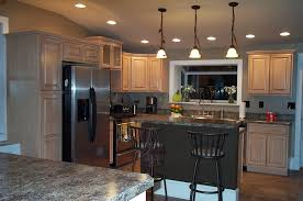 How To Faux Paint Kitchen Cabinets Granite Countertop The Best Way To Paint Kitchen Cabinets