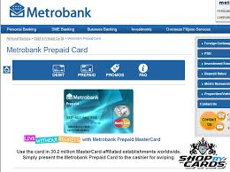 best online shopping debit u0026 prepaid cards in the philippines by