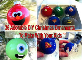 ornament decorating ideas glass adorable ornaments to make