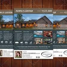 Estate Feature Sheet Template Estate Flyer Template