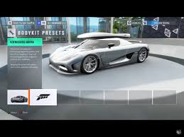 koenigsegg thule 2 days until fh3 drops session times for north america will be