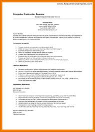 Examples Of Resume Skills List by Listing Computer Skills On Resume Resume Name