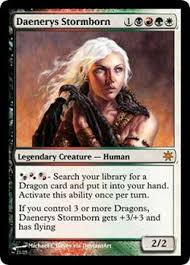 Magic Card Meme - fake magic card memes 013 daenerys stormborn fake magic cards