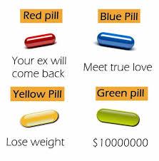 Blue Pill Red Pill Meme - dopl3r com memes red pill blue pill your ex will come back meet