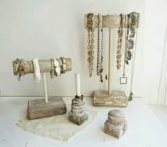 4 Ideas For Jewelry Making - best 25 retail jewelry display ideas on pinterest wooden