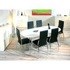 table de cuisine blanche table de cuisine blanche et bois fabulous chaise unique a manger