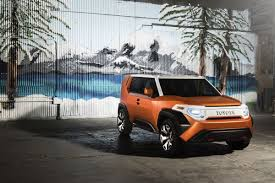 where is toyota from the toyota ft 4x is a big orange gearbox on wheels the verge