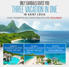 sandals latoc limited time offer best all inclusive resort