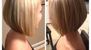 pictures of bob haircuts front and back for curly hair tag angled bob hairstyles front and back view beautiful long