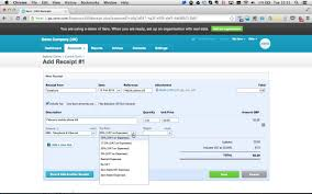 Online Expense Reporting by Entering Expense Claims Using Xero Online Accounting Software