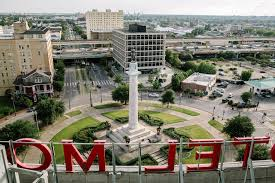 Nola Flags Tributes To The Confederacy History Or A Racial Reminder In New