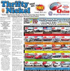 thrifty nickel apr 3 by billings gazette issuu