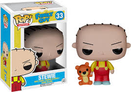 family guy stewie griffin pop vinyl figure by funko