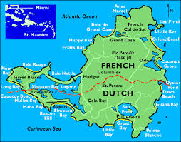 map of st martin st martin hotels martin hotel pages by phonebook of the