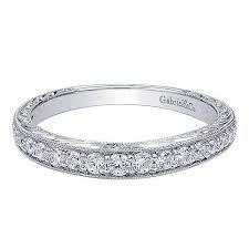 engrave wedding ring engraved diamond wedding ring with milgrain beading freedman