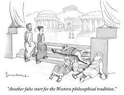 when did modern philosophy begin on the age of genius by