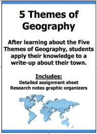 5 themes of geography acronym 20 best geography images on pinterest teaching social studies