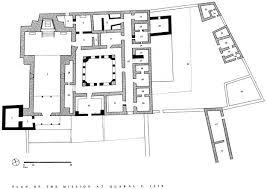 nuestra senora de la purisima concepcion de quarai mission floor plan typological analysis