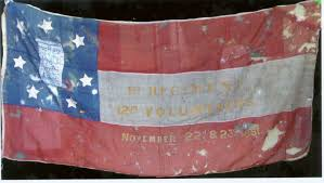 Flag Of Alabama Alabama Civil War Period Flag Collection 1st Alabama Infantry