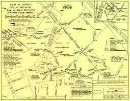 Map Of Vt Land Use History Of Centennial Woods A Walk In The Woods A Uvm